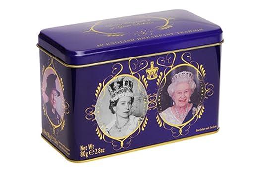 Englisch Tee, English Breakfast Tee in Queen Elizabeth II von ...