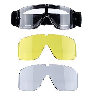Sport Anti Masque Eyewear X800 Lunettes Tactique De Airsoft Buée SzVMjpLUqG