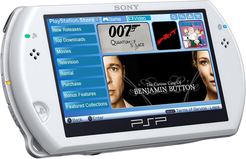 Amazon.com: PSPgo - Pearl White: Video Games