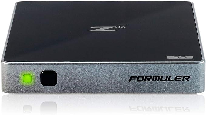 Formuler Zx 5g 4k Uhd Iptv Android 7 Media Player H 265 Elektronik