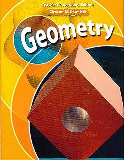 Amazon.com: Glencoe Geometry: Teachers Wraparound Edition ...