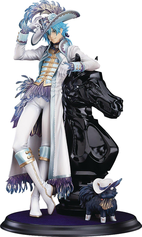 8 Scale PVC Figure Diamond Comic Distributors us toys DCME7 NOV178205 Gothic Version Aoba Orange Rouge Dramatically Murder 1