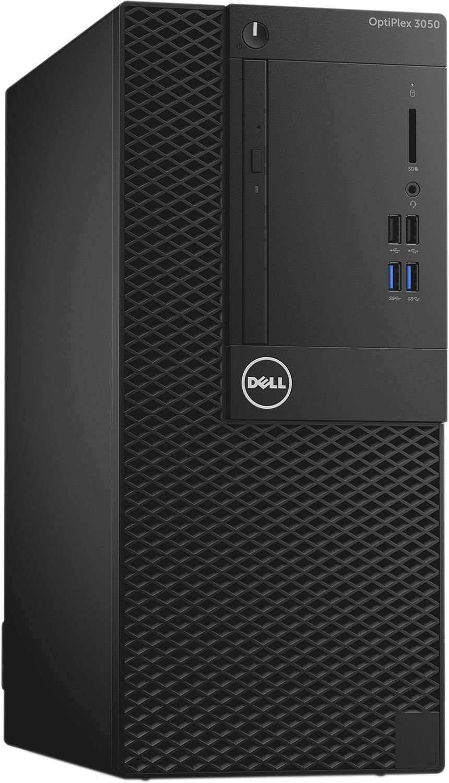 Dell Optiplex 3050 Mini Tower Business Computer (Intel Core i5-6500, 16GB DDR4, 256GB PCIe NVMe M.2 SSD) Windows 10 Pro (Renewed)