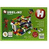 Hubelino 420312 - Kugelbahn - Grundplatte 560 Noppen - ab 3 Jahre (100% kompatibel mit Duplo)
