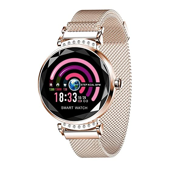 Amazon.com: Bluetooth Smart Watch - Star_wuvi Smartwatch ...
