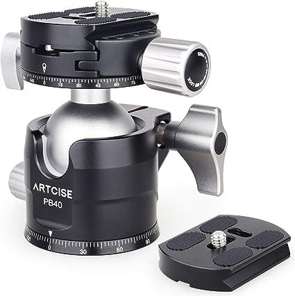 Pb40 Kugelkopf Mit Flachem Profil Kamera