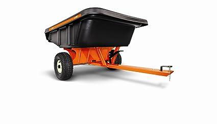 Amazon.com: Agri-Fab 45 – 0464 800-pound Poly smartcart ...