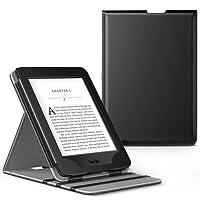 Capa Kindle Paperwhite WB® Premium Vertical Auto Hibernação - Preta