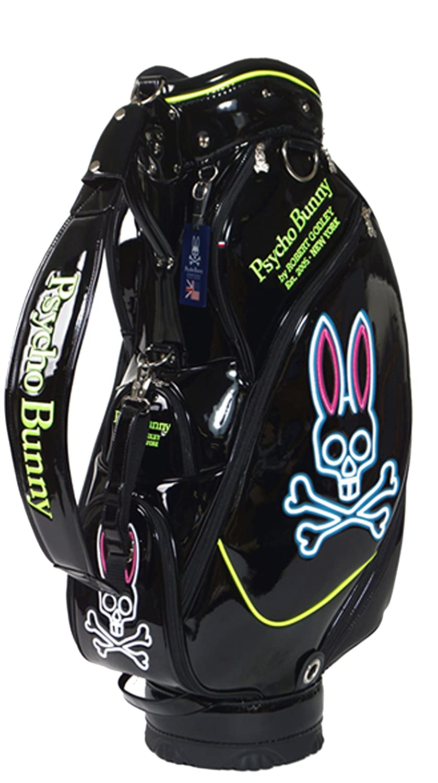 Psycho Bunny(サイコバニー) キャディバッグ NEON B073VD17HM