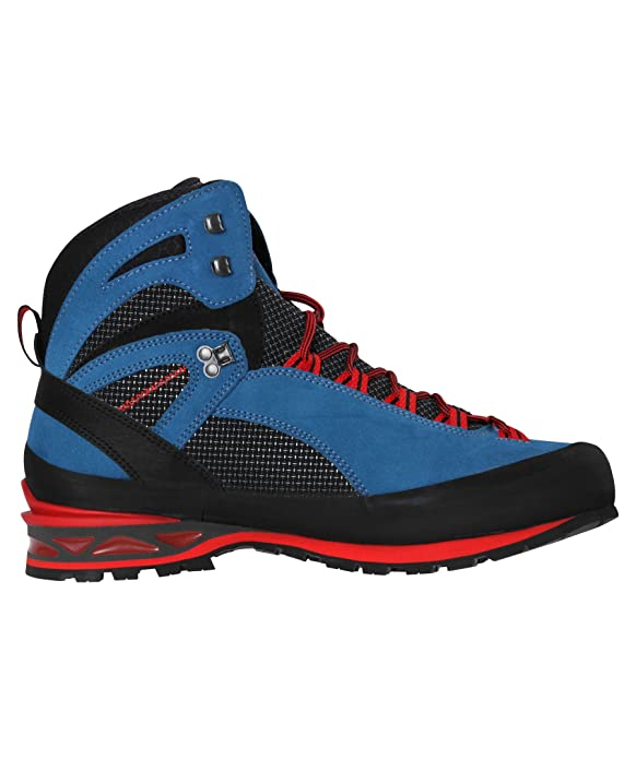 Makra Combi GTX, Chaussures DEscalade Homme, Rouge (Rubin), 40.5 EUHanwag