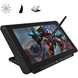 2020 HUION Kamvas 13 Android Support Graphics Drawing Tablet Monitor with Full Laminated Screen Battery-Free Stylus 8192 Pres