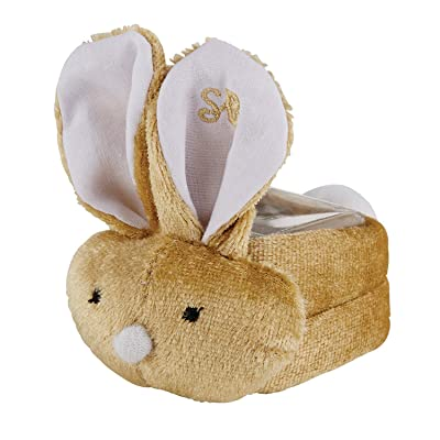 Stephan Baby F4817 Boo-Bunnie Comfort Toy & Boo Cube, Gold : Baby