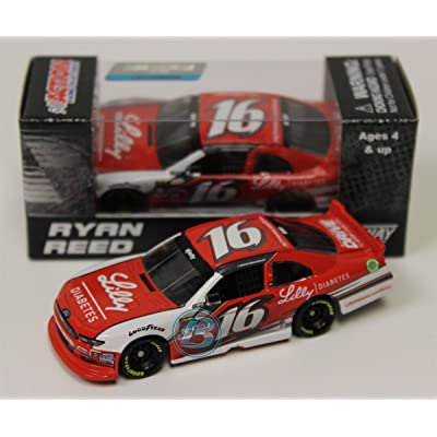 Lionel Racing Ryan Reed 2016 American Diabetes Accos Lilly 1:64 Nascar Diecast: Lionel racing: Toys & Games