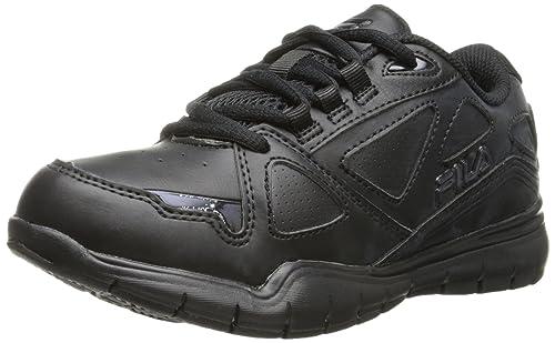 715fc67cd383 Fila Boys Side-by-Side Sneakers - Black