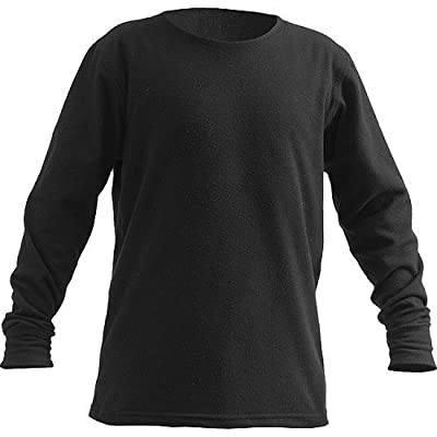 Polarmax Unisex Youth Double Base Layer Long Sleeve Crew
