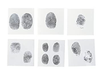859beb659 Image Unavailable. Image not available for. Color: Fingerprint Tattoos (72  Pcs) Temporary Tattoo. Safe and ...