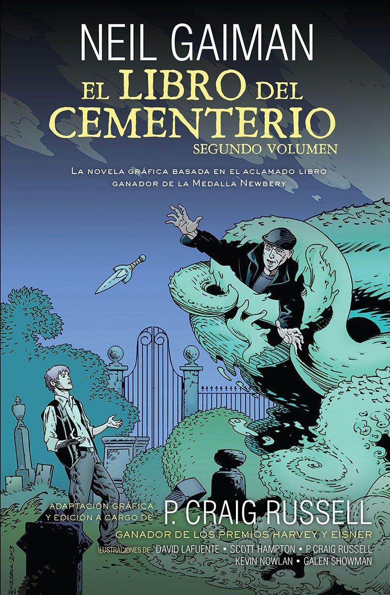 Libro Del Cementerio El (Vol 2): NEIL / RUSSELL, P. CRAIG ...