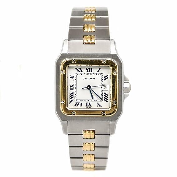 Cartier Santos galbee Automatic-Self-Wind Mens Reloj N A (Certificado) de  Segunda Mano  Cartier  Amazon.es  Relojes e29374c7dd0f1