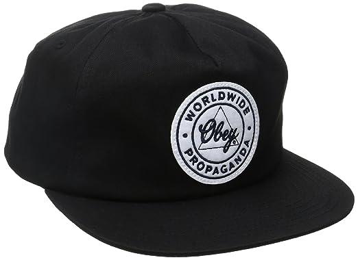 Obey Men s Propaganda Ii Snapback Hat 9cb2df6a9c6