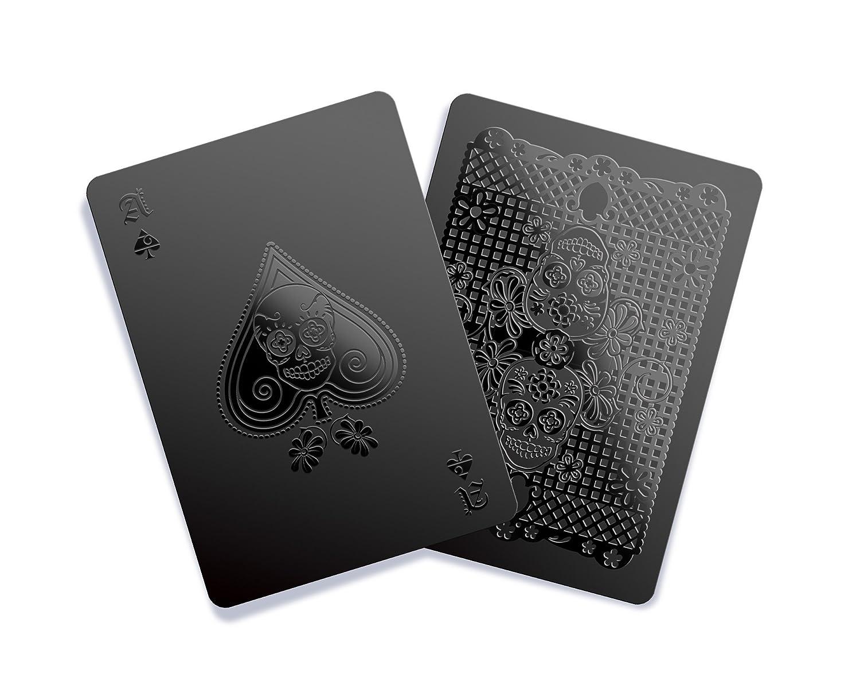Blackjack table wallpaper - Black