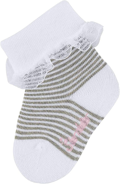 Sterntaler Baby-M/ädchen s/öckchen Ringel//R/üsche Socks