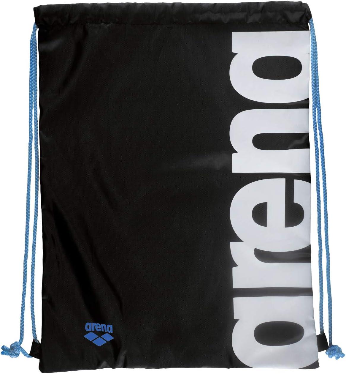 ARENA 36 x 46 cm Sacchetto sportivo 93605 con coulisse Unisex Adulto 1,3 l Sacca unisex 2 in 1 Fast Swimbag