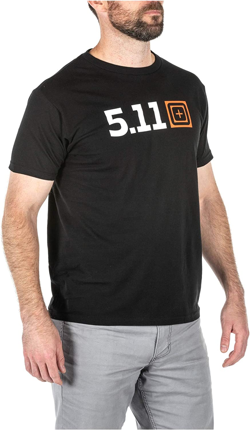 Fading Resistant Print Premium Graphics 5.11 Tactical Mens Legacy Pride Tee Style 41195AAA