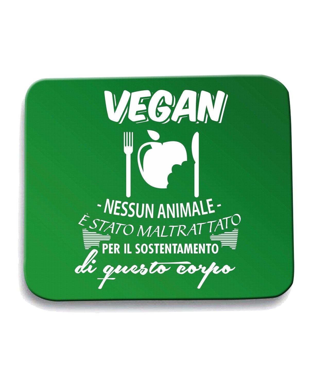 Tappetino mouse vegano