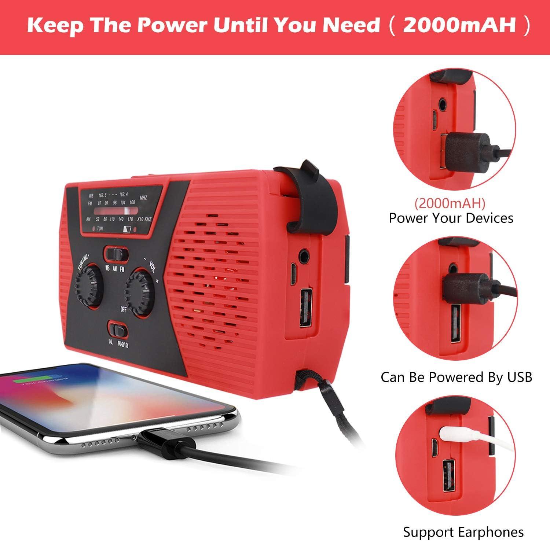 Free Amazon Promo Code 2020 for Emergency Solar Hand Crank Radio