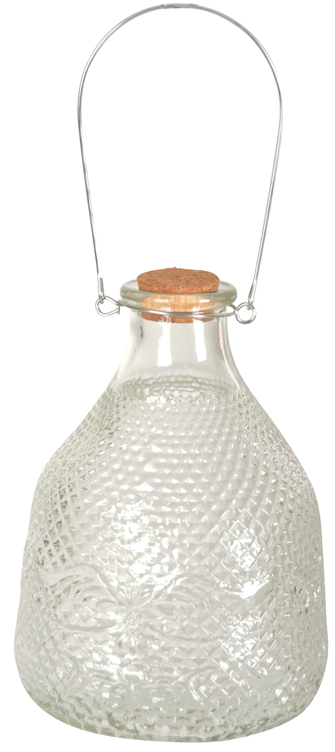 Esschert Design Wasp Trap Hobnail Glass, Large