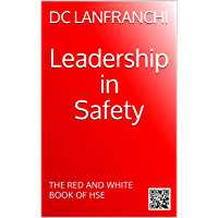 LEADERSHIP IN SAFETY: THE RED AND WHITE BOOK OF HSE (English Edition)