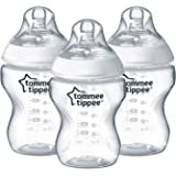 TOMMEE TIPPEE Feeding Bottles, 260mL (Pack Of 3)