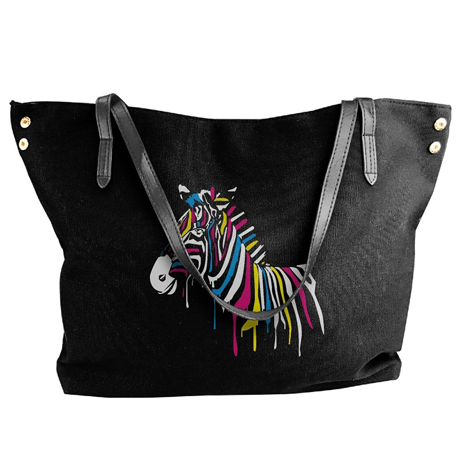 Horse Rainbow Women Shoulder Bags
