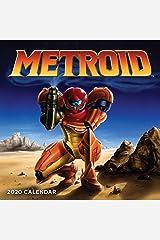 Metroid 2020 Wall Calendar Calendar