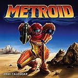 Metroid 2020 Wall Calendar