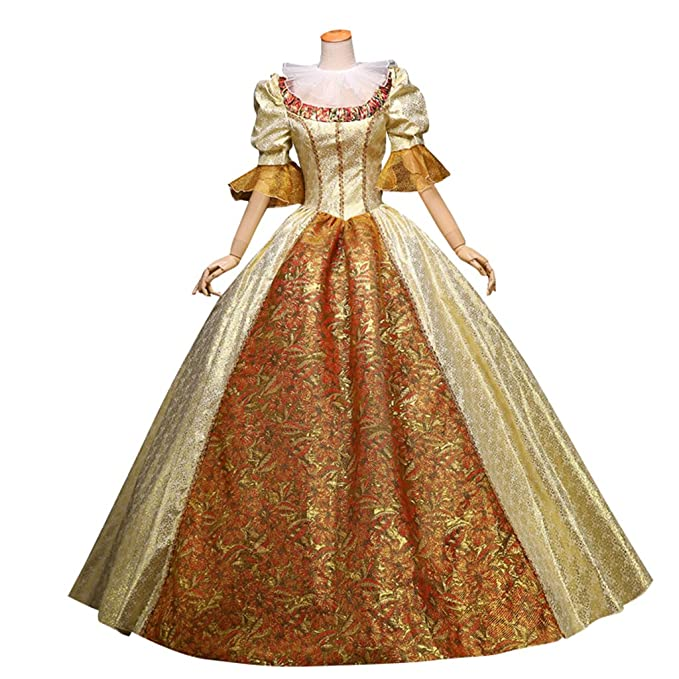 Masquerade Ball Clothing: Masks, Gowns, Tuxedos 1791s lady Victorian Womens Frence Palace Ball Gown Dress $128.20 AT vintagedancer.com