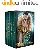 Regency Romance Collection: Regency Hearts: The Historical Regency Romance Complete Series (Books 1-4)