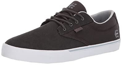 de0a8419b2f020 Etnies Men s s Jameson Vulc Skateboarding Shoes Grey (Graphite 047) 4 ...