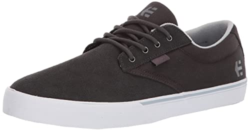 fd7d5800b3be Etnies Men s s Jameson Vulc Skateboarding Shoes Grey (Graphite 047) 4 ...
