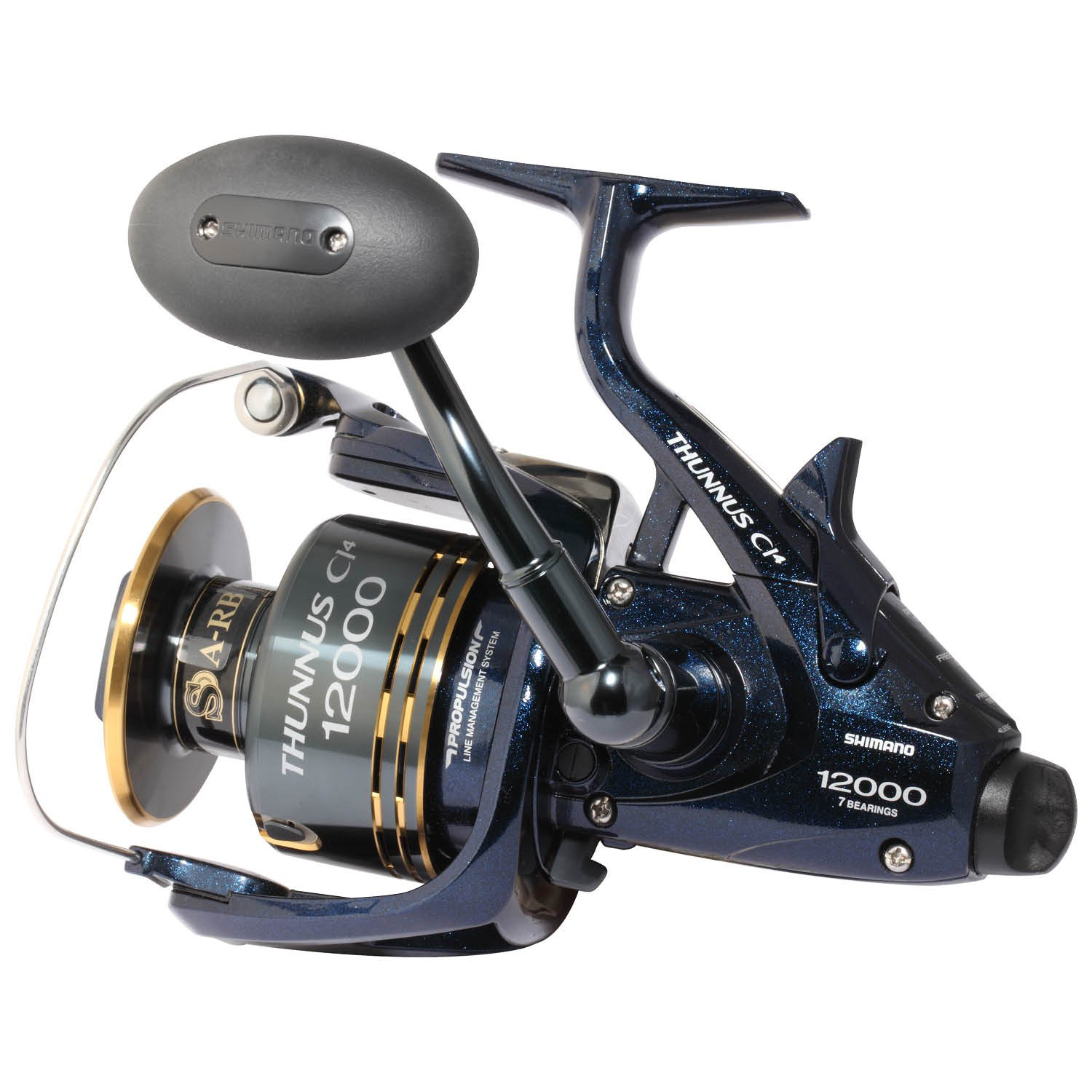 Shimano Thunnus 12000 C14 Saltwater Spinning Reel Review