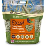 Excel Burgess Long Stem Feeding Hay, 1 kg