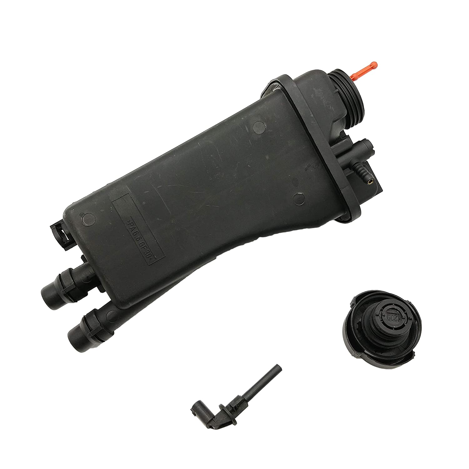 Coolant Recovery Tank with Sensor and Tank for 1999-2003 E39 BMW 525i 528i 530i Yupin Auto Parts Co.; Ltd. 17111436381