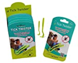 Tick Twister Remover Small and Large Set Display