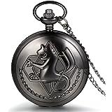 JewelryWe アンティーク風懐中時計 JWP38122820