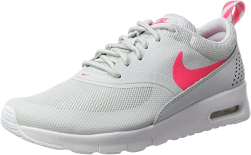 2016 Sale! Women's Nike Air Max Thea Pink Turquoise Shoes