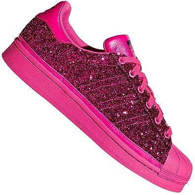 adidas Superstar Shock Pink