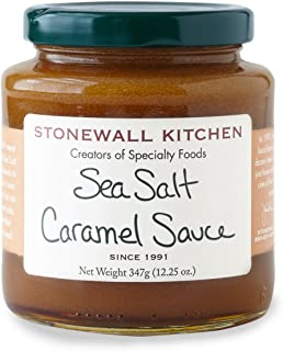 product image for Stonewall Kitchen Sea Salt Caramel Sauce, 12.25 Ounces