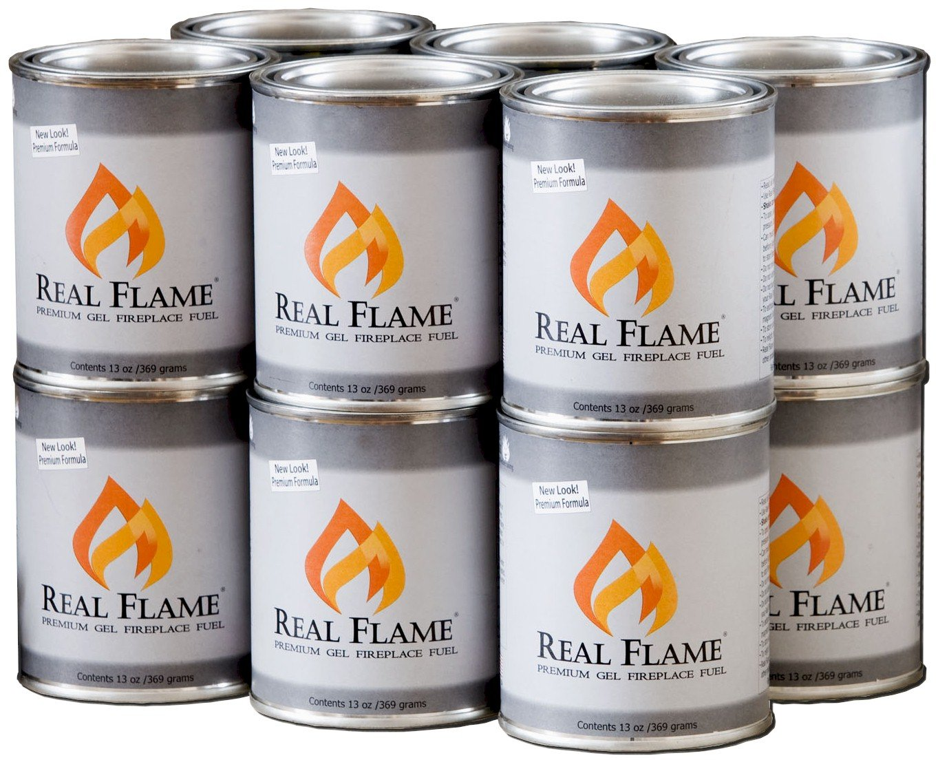 amazon com real flame gel fuel 12 pack garden u0026 outdoor