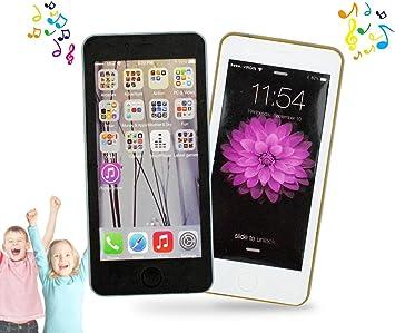 MWS2981 849665 Teléfono móvil de estilo Smartphone para niños con ...