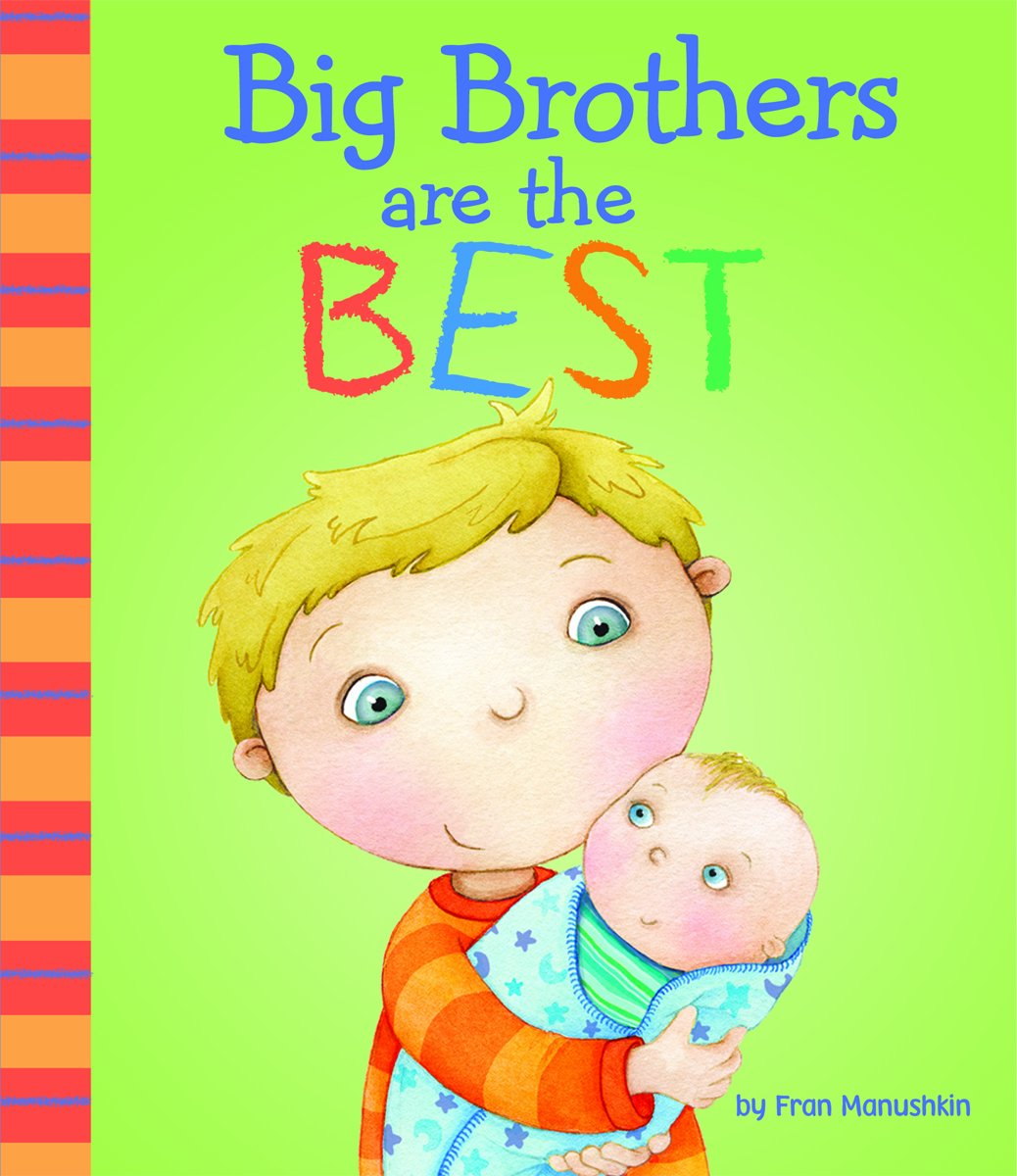 Brothers Best Fiction Picture Books product image